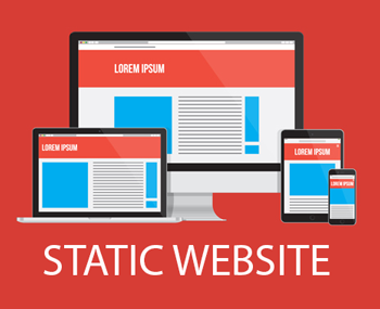 Static Website Eureka Web Solutions